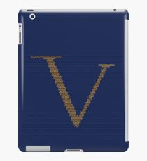 Smart Wizard Sweater - V iPad Case/Skin