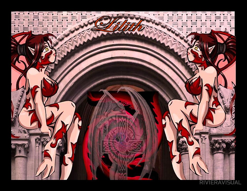Riviera Visual - Gateway to Lilith by RIVIERAVISUAL