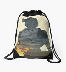 Ground Zeroes  Drawstring Bag
