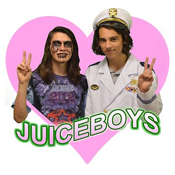 THE JUICEBOYS DRESSIN' (wit txt) by juiceboysthe