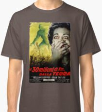 20 Million Miles To Earth Classic T-Shirt