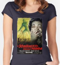 20 Million Miles To Earth Women's Fitted Scoop T-Shirt