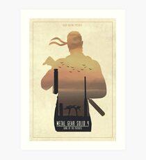Guns of the Patriots Art Print