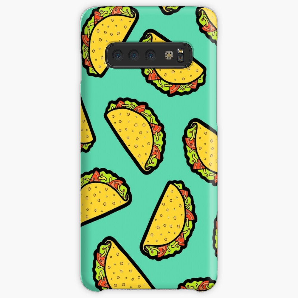 It's Taco Time! Samsung Galaxy Snap Case