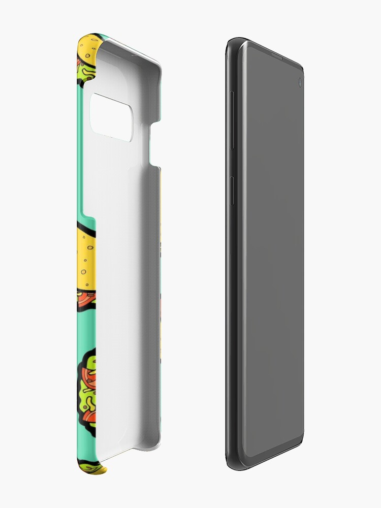 Alternate view of It's Taco Time! Case & Skin for Samsung Galaxy