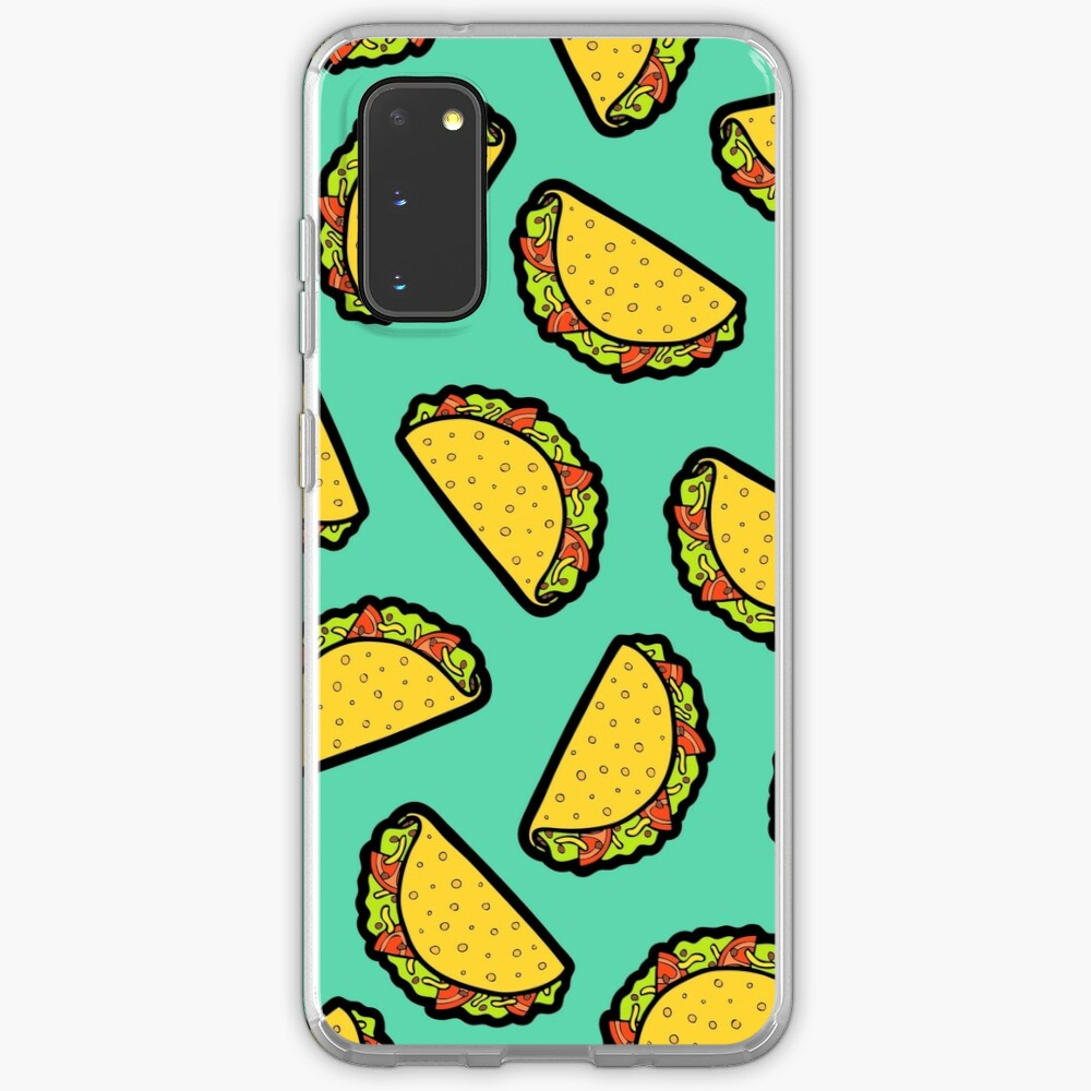 It's Taco Time! Case & Skin for Samsung Galaxy