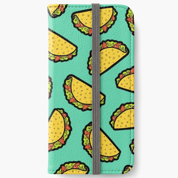 It's Taco Time! iPhone Wallet