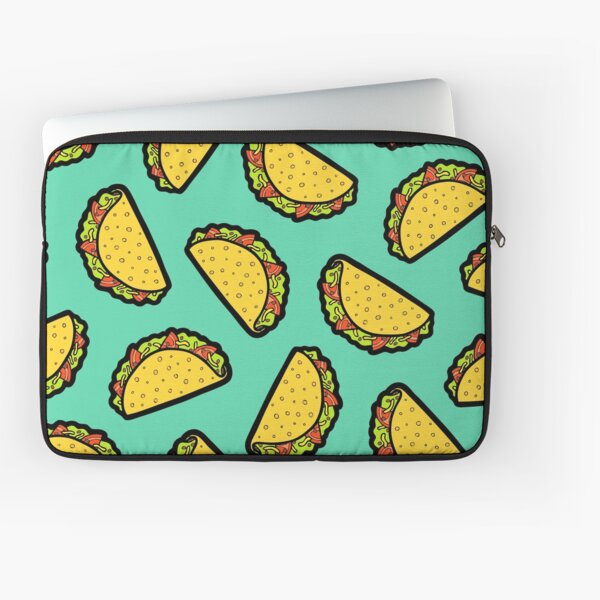 It's Taco Time! Laptop Sleeve