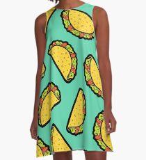 It's Taco Time! A-Line Dress
