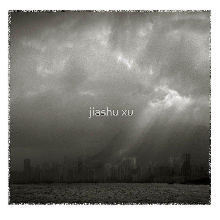 sky & earth 38 by jiashu xu