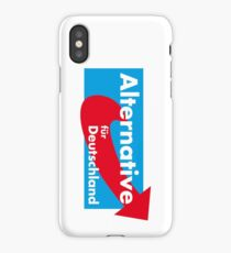Alternative für Deutschland - Alternative for Germany iPhone Case/Skin