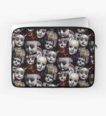 Creepy Dolls Laptop Sleeve