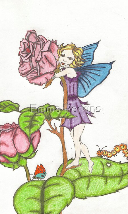 Fairy by Emma Perkins