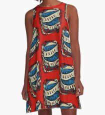 Hello Sweetie (T-shirt) A-Line Dress