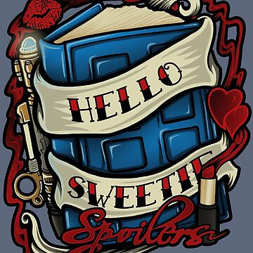 Hello Sweetie (T-shirt) by Ameda