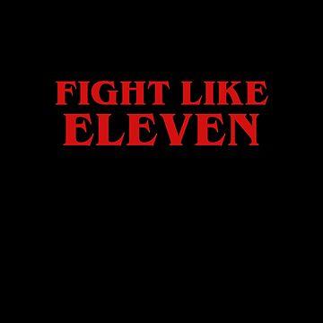 fight like el  by febolton