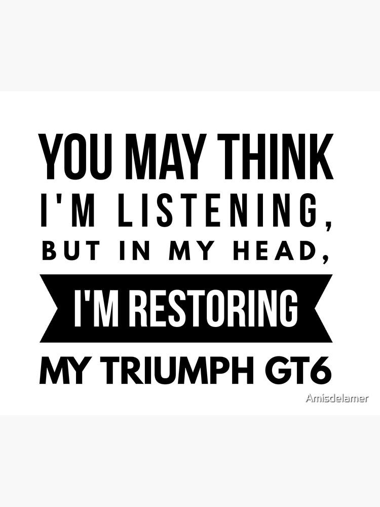In my head; GT6 by Amisdelamer