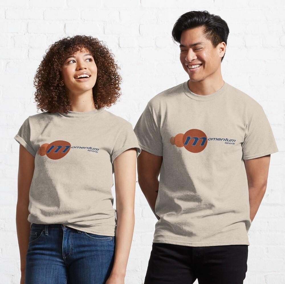 Momentum Sports Logo  Classic T-Shirt