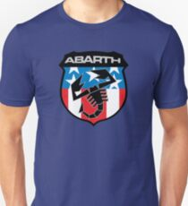 Abarth (usa) Unisex T-Shirt