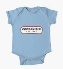 Cookeville | Retro Badge Kids Clothes