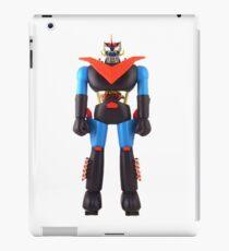 Great Mazinger Jumbo Machinder iPad Case/Skin
