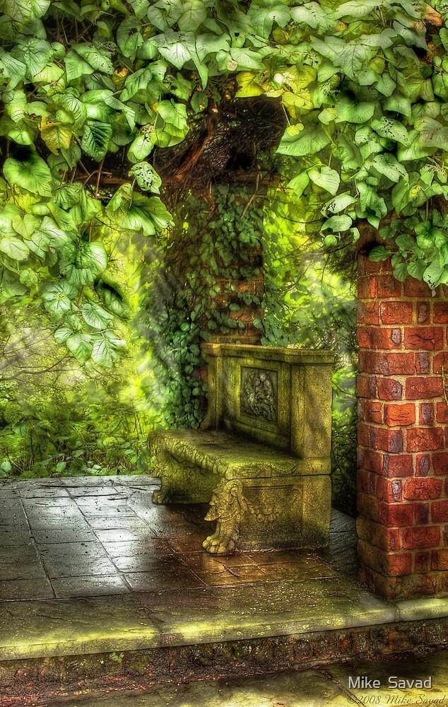 At the Ruins by Michael Savad