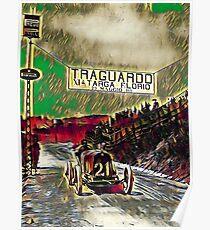 TARGA FLORIO 1921 Poster