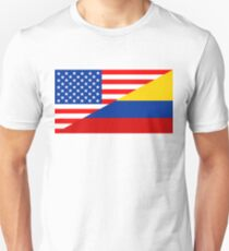 usa colombia T-Shirt