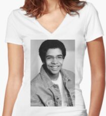 Drake - Yearbook Women's Fitted V-Neck T-Shirt