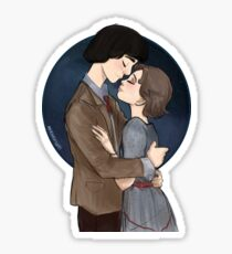 mileven snowball Sticker