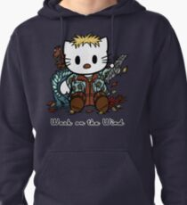 Wash on the Wind Pullover Hoodie