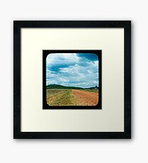 Beatrice Farm Framed Print