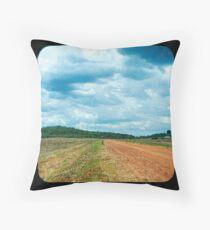 Beatrice Farm Throw Pillow