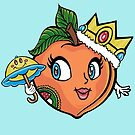 The Crown Peach by Ameda