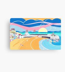 Broadstairs Canvas Print