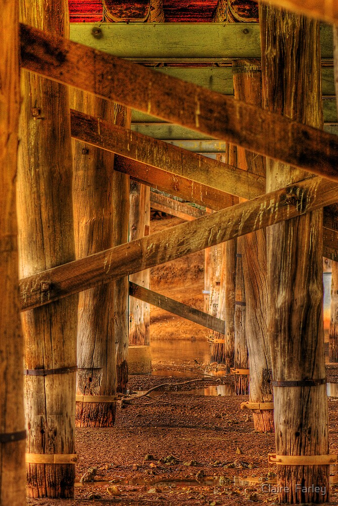 Under the Bridge by Claire  Farley