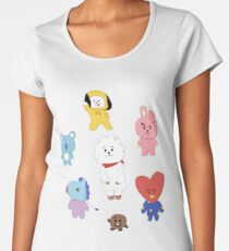 BT21 - BTS  Women's Premium T-Shirt