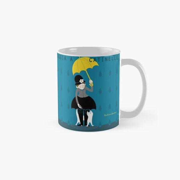 Under the rain (tazza) Classic Mug