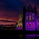 Whitby Abbey by Lee Wilson