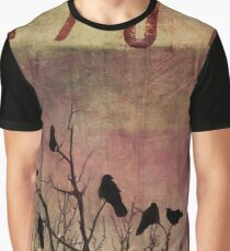 numbered Graphic T-Shirt