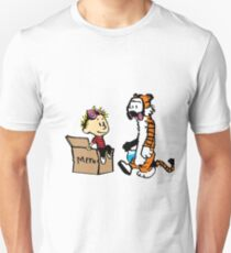 Calvin&Hobbes_BreakingBad T-Shirt