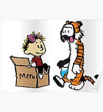 Calvin&Hobbes_BreakingBad Poster