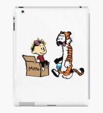 Calvin&Hobbes_BreakingBad iPad Case/Skin