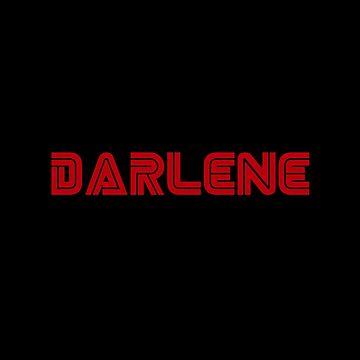 Darlene - Mr Robot by LadyCyprus