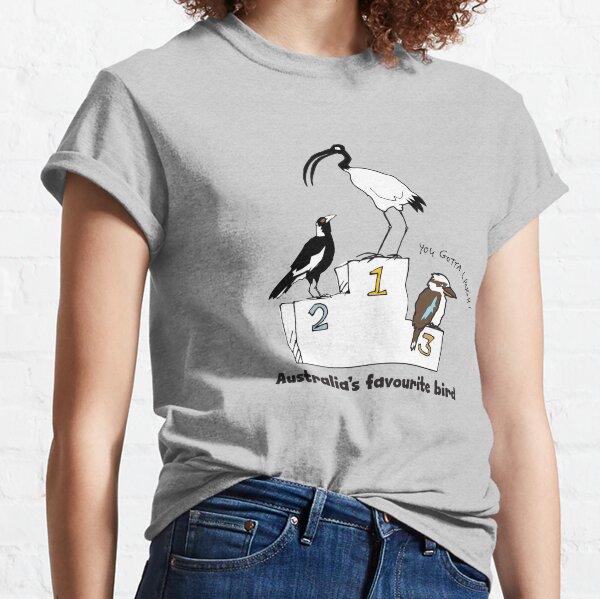 Australia's favourite bird Classic T-Shirt