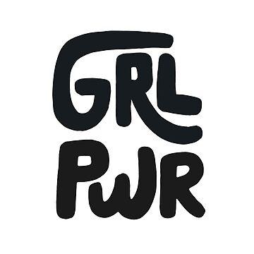 Grl Pwr by Vanphirst
