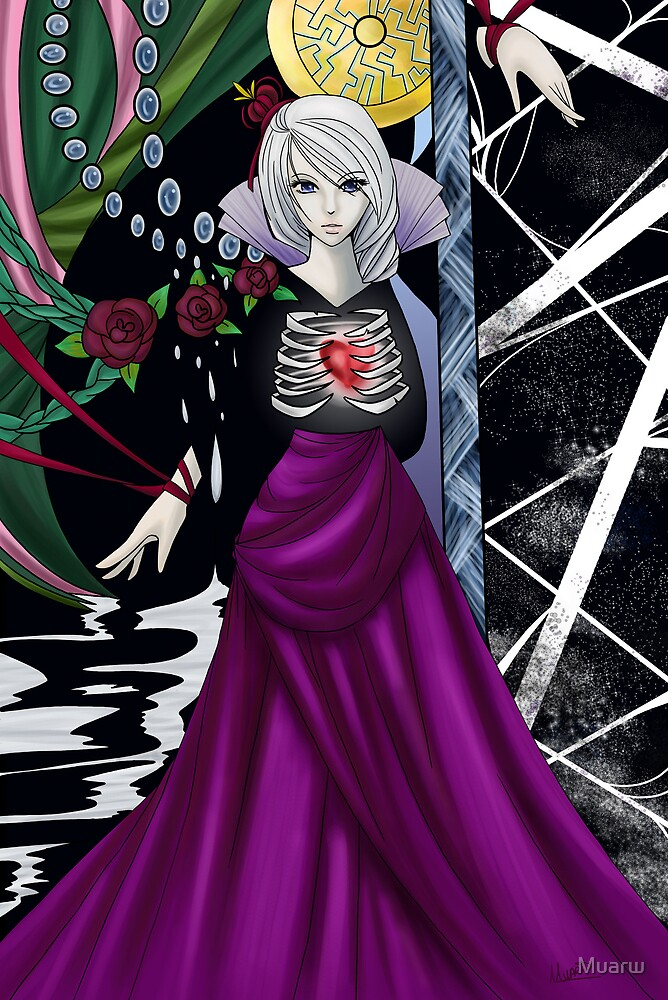 Queen of Hearts by Muarw