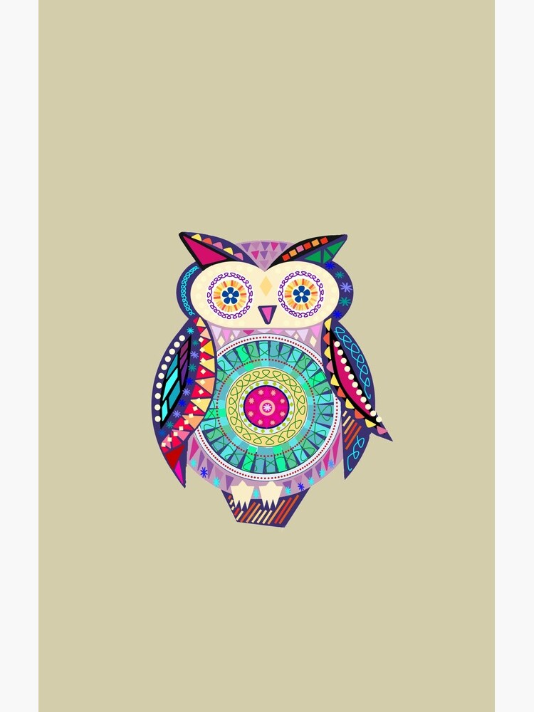 Carnival Owl by FionaHolt