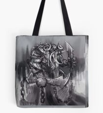 The Frost Giant King Tote Bag