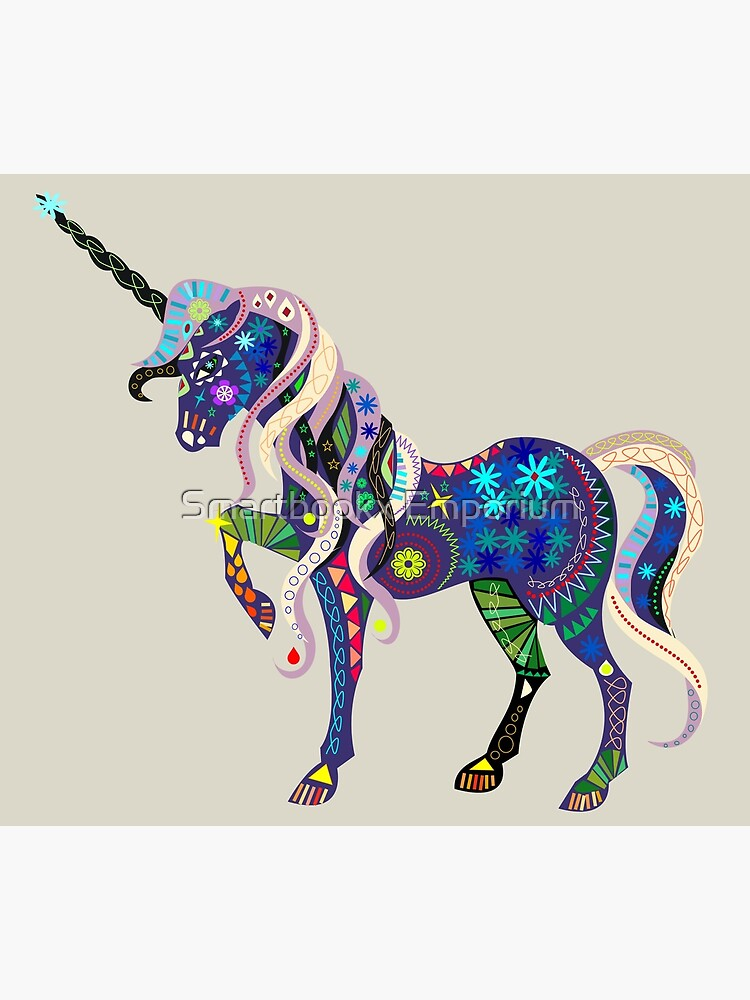 Carnival Unicorn by FionaHolt
